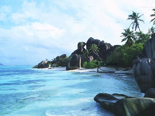 インド洋の秘島、セーシェル。