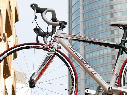 '09 自転車、アップデート。