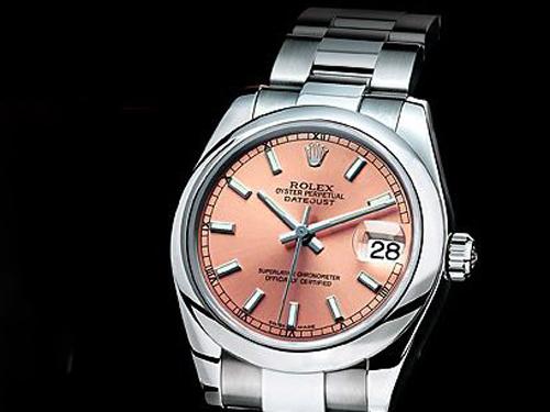 深遠なる腕時計。