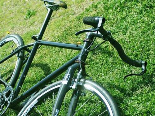 自転車はデザインコンシャスで。