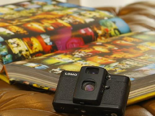 スローなカメラ、LOMO。