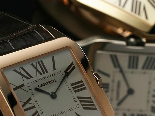 一生モノの腕時計。
