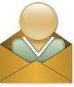 エキサイトSkypeへの招待メールを送信する