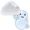 曇のち一時雪
