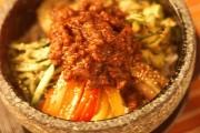 夏野菜のビビンバ