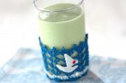 アボカド豆乳シェイク