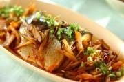 サバの韓国煮