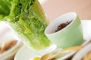 みそディップ+サンチュ
