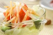 ぱりぱりグリーンサラダ