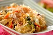 豚肉と豆腐のチャンプルー