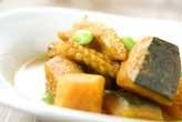 鶏カボチャのカレー煮
