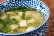 とろみ卵スープ