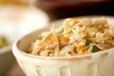 根菜炊き込みご飯
