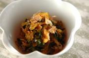 セロリの甘辛煮