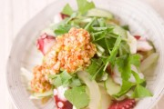 タコのピリ辛サラダ