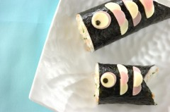 鯉のぼり寿司