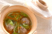 肉団子のスープ煮