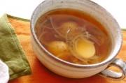 新ジャガの中華スープ