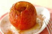 ハチミツ焼きリンゴ
