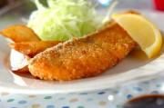鮭のフライ
