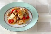 鶏肉のハーブ風味ソテー