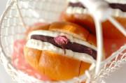 桜あんこパン
