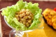 ヒヨコ豆のサラダ