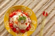 サルサ素麺