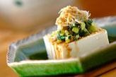 ジャコ豆腐