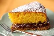 カボチャのケーキ