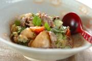 トルコ風肉ジャガサラダ