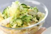 白菜の簡単マリネ