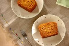 米粉のシナモンキャロットケーキ