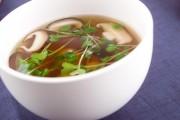 うずら卵のスープ