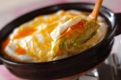 ふんわりメレンゲ豆乳鍋