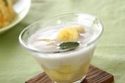バナナココナッツミルク