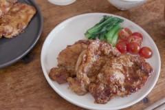 オイスターソースで作る生姜焼き