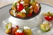 アボカドとサツマイモのハニーマスタードサラダ