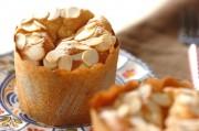 長芋のスフレカップケーキ