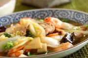 中華の定番!具だくさんの八宝菜