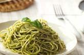 スパゲティジェノベーゼ