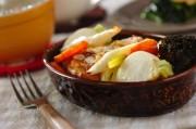 鶏と野菜のオーブン焼き