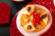 トマト&チーズカナッペ
