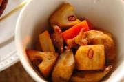 豚肉入り根菜のきんぴら