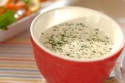 長芋のソイミルクスープ