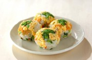 菜の花のてまり寿司