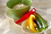 豆腐アイヨリソース