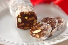 チョコレートサラミ