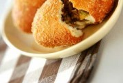 ピロシキ風揚げパン
