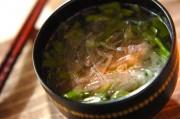 大根の中華スープ